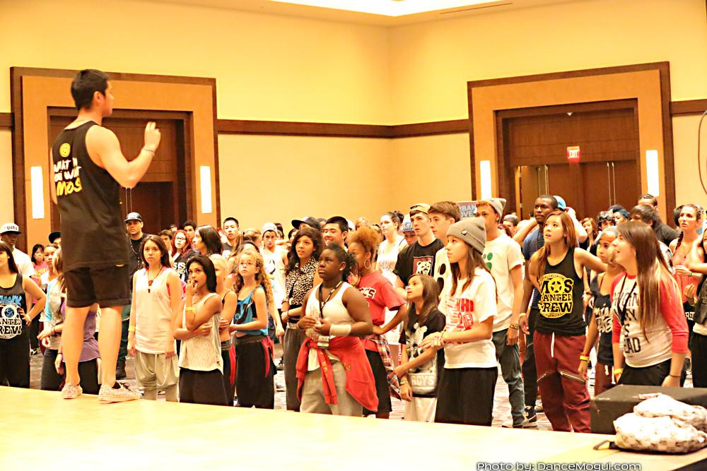 BRIAN PUSPOS  HIP HOP INTERNATIONAL  AUGUST 2012