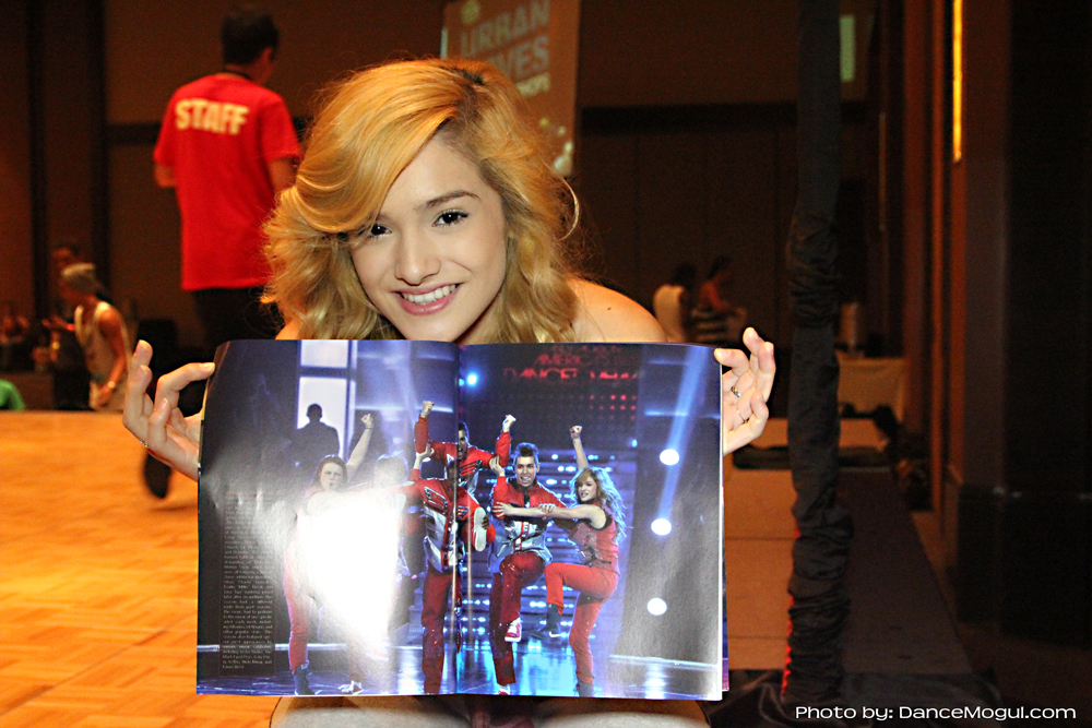 CHACHI GONZALES  HIP HOP INTERNATIONAL  AUGUST 2012