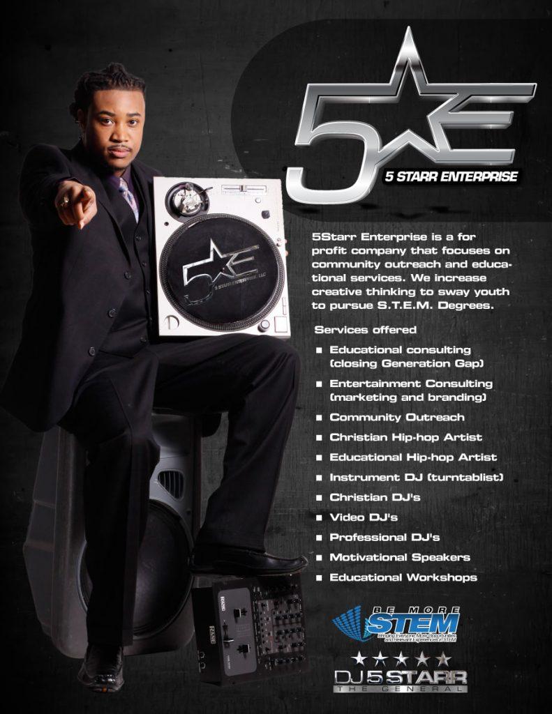 DJ 5 STARR