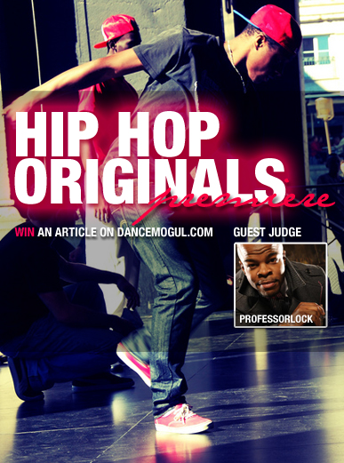 Hip Hop Originals-Contest Poster-1