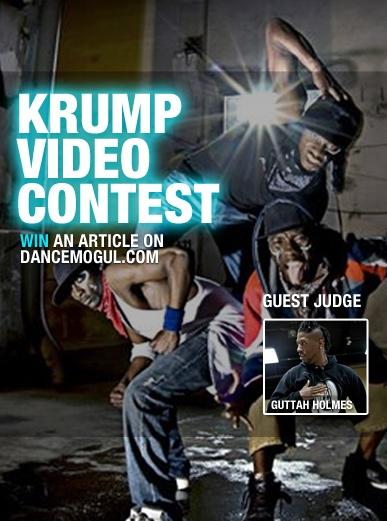 Krump Video Contest-#2-Contest Poster