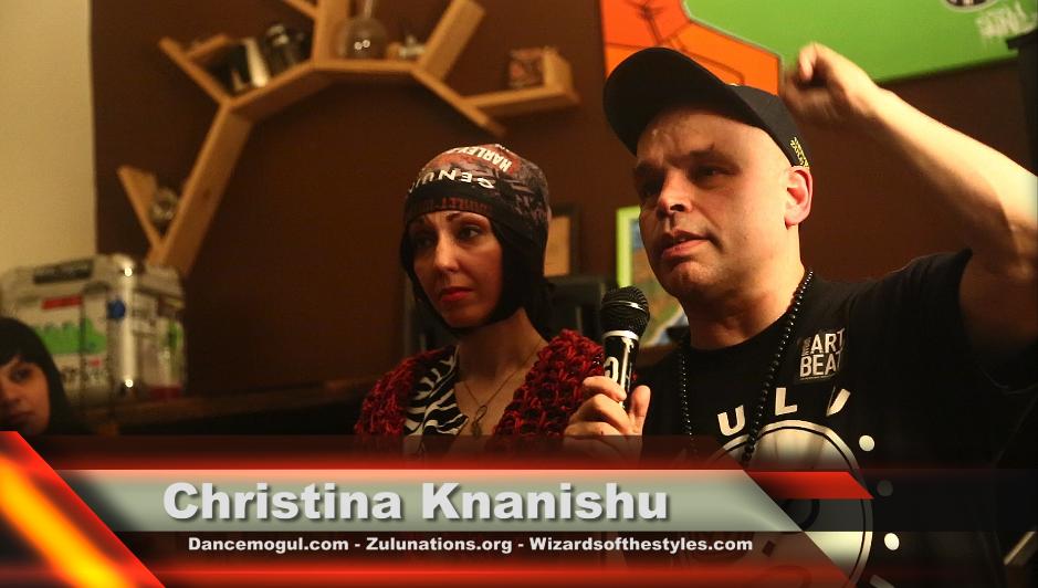 Christina Kananishu