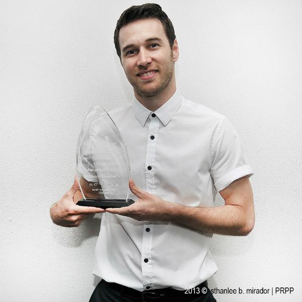 Christopher Scott TIV awards