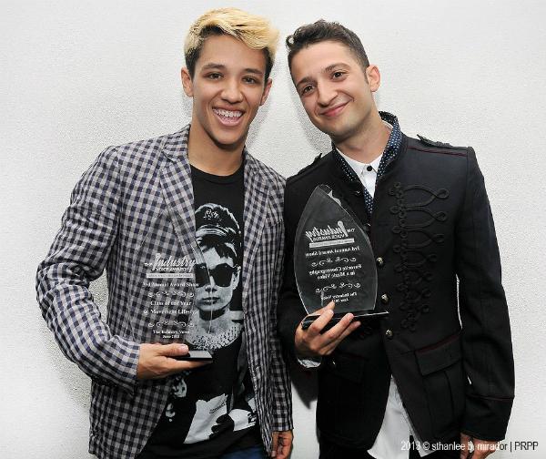 Kyle & Nick Demoura TIV Awards