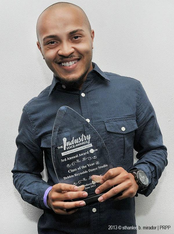 Miguel Antonio TIV Awards