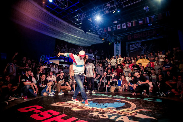 Top Rock bboyworld asia judges showcase