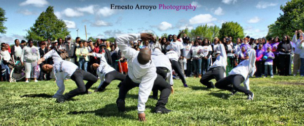 14TH ANNUAL MOTHERS WALK FOR PEACE PERFORMANCE 5_9_10