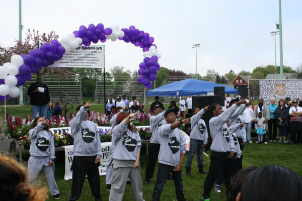 15th Annual Mother's Walk for Peace