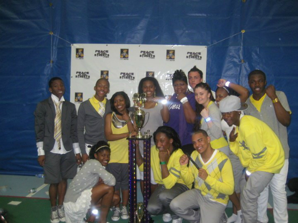 1st Place Champions Beantwon Bounce 2010
