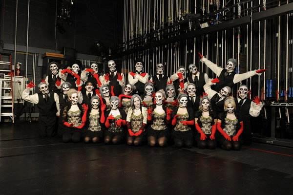 Academy of Villains on America's Got Talent