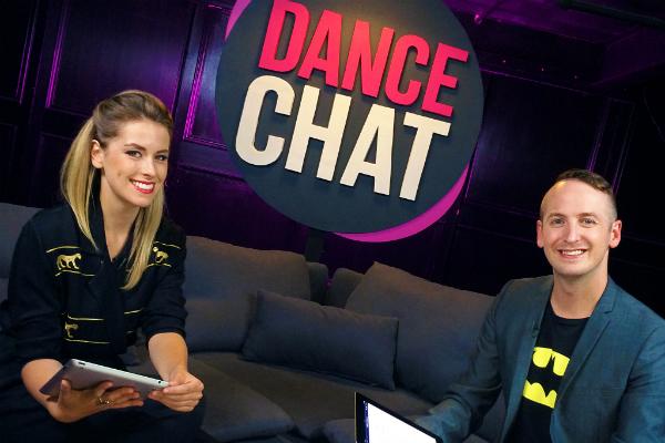 Dance Chat Promos - Amy Lehpamer and Paul Malek