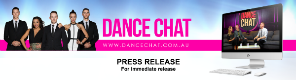 dance chat press release banner
