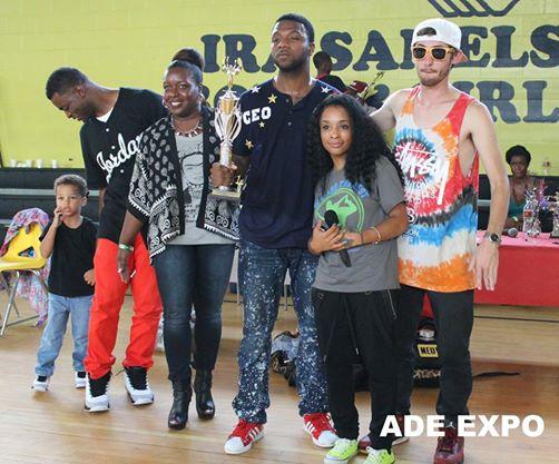 ADE EXPO all stylez tournament winner! #JAYR