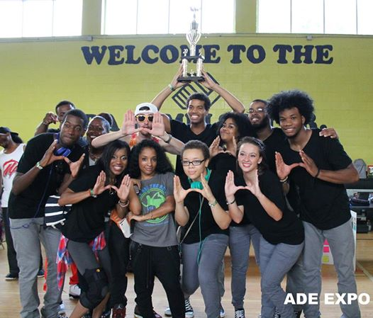 Congratulations to our ADE EXPO Dance Team Competition winners! HYBRID out of Memphis TN