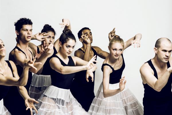 Dark Circles Contemporary Dance by Sergio Garcia 1