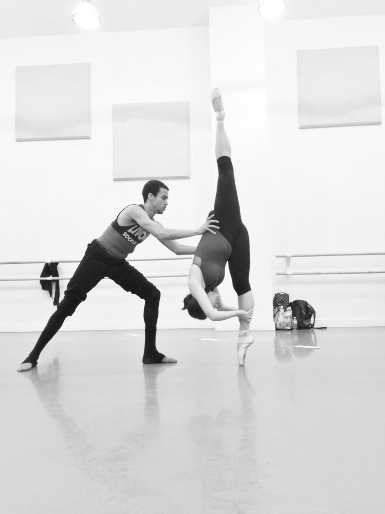 Arh Contemporary Ballet Rehearsal Photo Courtesy of Arch Contemporary Ballet (3)