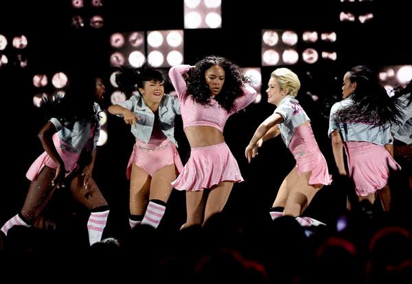 Teen Choice Awards - _Look But Don't Touch_ Serayah