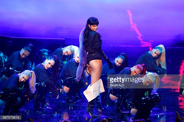 performs onstage during the 2016 MTV Video Music Awards at Madison Square Garden on August 28, 2016 in New York City.